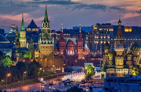 Enjoy colorful Moscow on a 7 Day Russia Travel Package with Pradiz