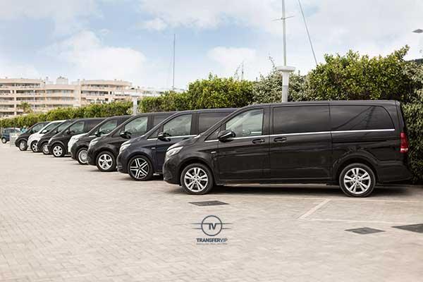 TransferVipBarcelona fleet