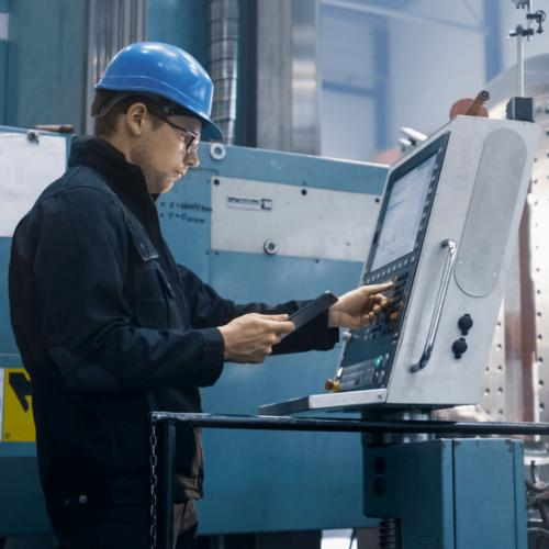 Maschineneinrichter/-bediener