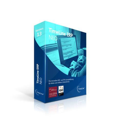 TimeLine Neo (ERP-Lösung für KMU)