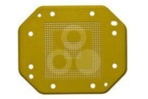 Test socket aus TECASINT 4011 (PI)