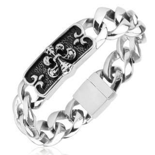 Bracciale, anello, collana, orecchini in Acciaio Inox vendita online su Estelbijoux