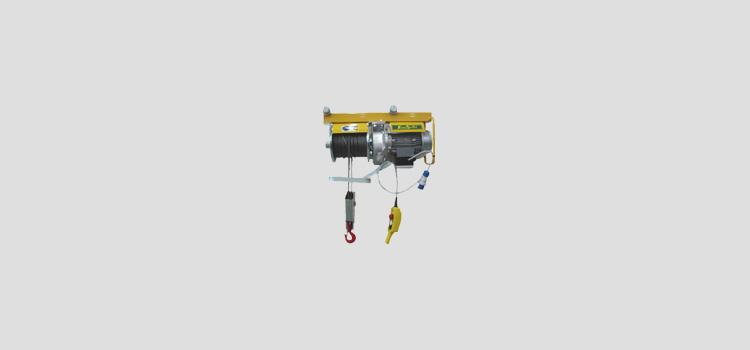 HOIST ELECTRIC/ DIESEL/ PETROL  WITH DIFFERENT CAPACITES