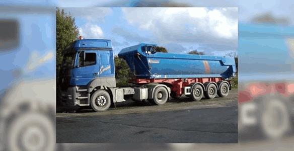 Transport par bennes