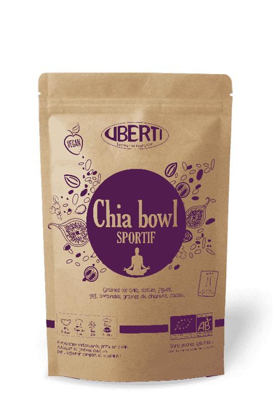 Chia bowl sporty