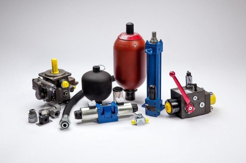 Composants distributeur hydraulique Bosch Rexroth