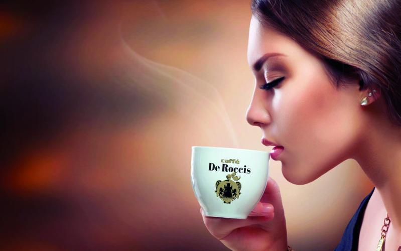 CAFFÈ DE ROCCIS CAFFÈ CRUDO IN GRANI