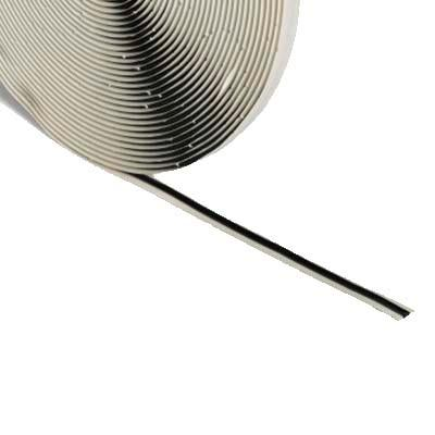 Bandas y cintas para impermeabilización Banda de butilo, autoadhesiva, para evitar filtraciones o entradas de agua en cubiertas, fachadas, tejas, canalones