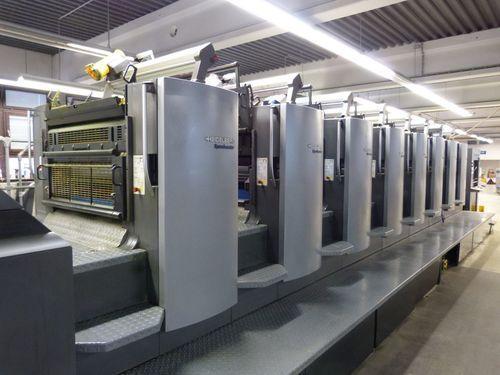 Bogenoffsetdruckmaschine