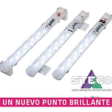 La luminaria LED serie 025 es idónea para instalarla en cualquier tipo de envolventes, especialmente en aquellas donde apremia el espacio. La luminaria tiene una duración de vida muy larga