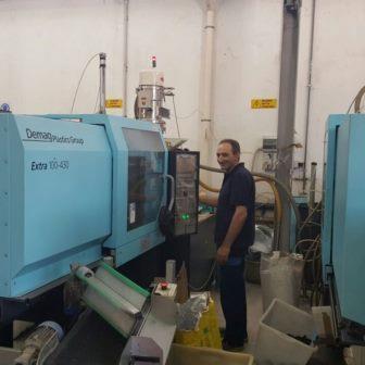 La Produzione viene ottenuta con l'impiego di presse da 50/80/90/100/110/130 e 200 tonnellate, senza emissione di sostanze nocive;Tecnometalsystem è azienda certificata secondo la norma UNI EN ISO 900