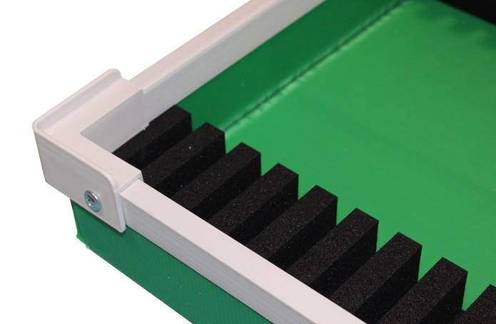 Foam case inserts, protective foam insert