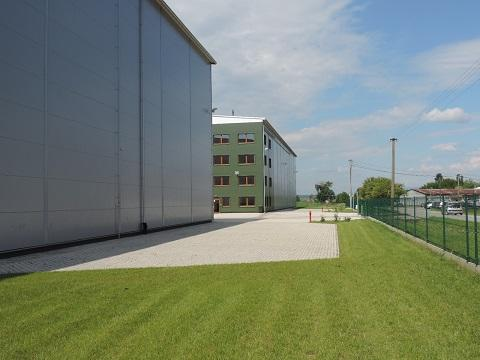 GREEN STOCK - Logistics Center