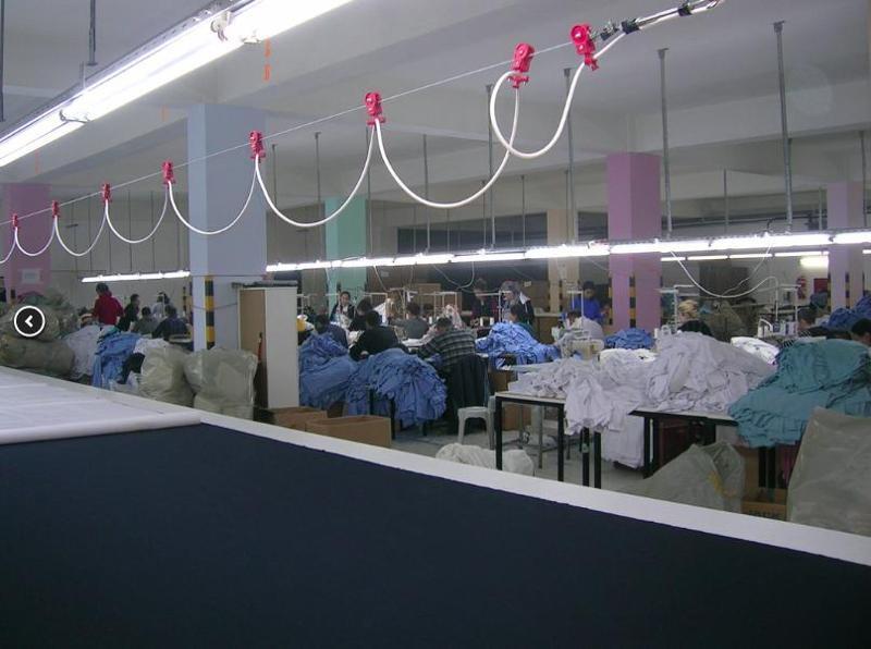 Turkish clothing manufacturer