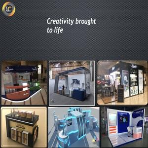 Custom Expo Furniture