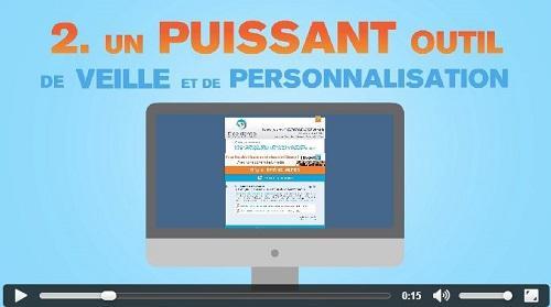 Recherchez dans toute l'actualité économique française les informations qui vous intéresse. Un outil puissant avec plus de 11 critères détaillés pour trouver l'information clé que vous cherchez !