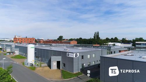 Firmensitz in Magdeburg