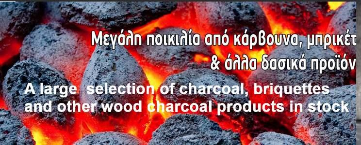 Wood Charcoal products