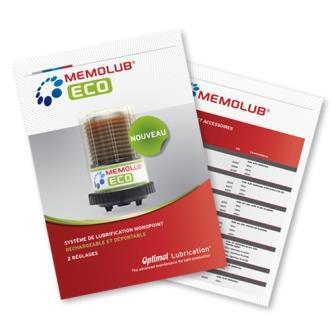 MEMOLUB® product litterature