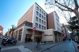 You can find us on Rambla Just Oliveras, just a few minutes walk from the metro and train stations.