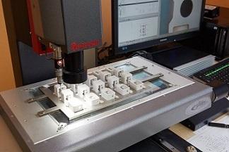 3D measurment machine