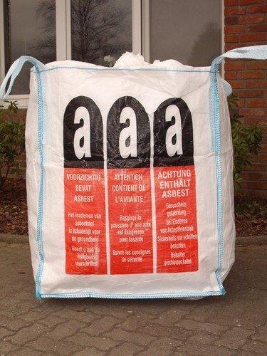 Asbest-Big Bag