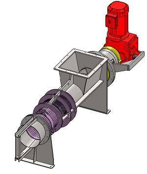 Pressschnecke HPS-300