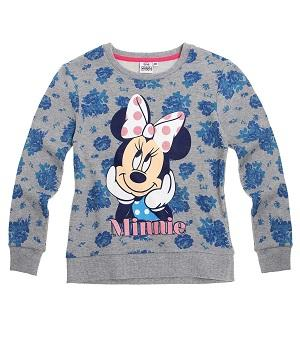 Disney Minnie Sweatshirt, grau