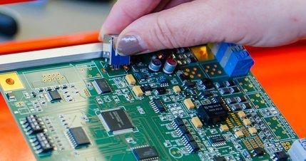 Elektronikfertigung