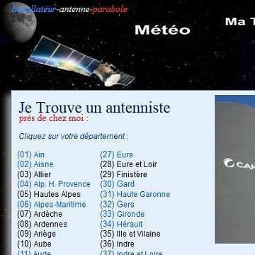 Annuaire des Antenniste de France.