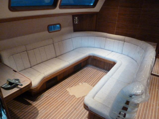 sofa and mattresses for yachts