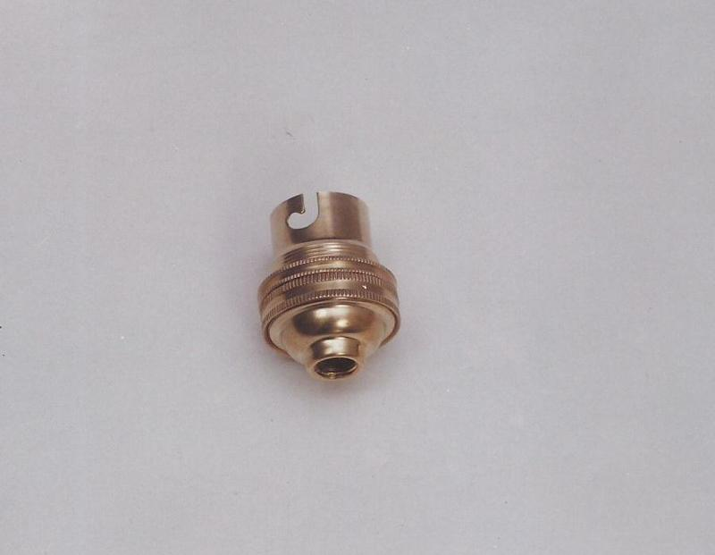"""MADE OUT OF BRASS ALLOY 64/36 """"O"""" GRADE SHEET WITH EXCELL AND STRENGHT BRIGHT GOLDEN COLURE GIVES SUPERB SURFACE FINISH WITH CASTED BRASS RING AND UNION. M10/M12 PITCH , FORMED TYPE TAPPING."""