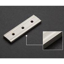 Lame ad elevata resistenza all'usura. Per la loro fabbricazione impieghiamo, acciai a freddo, sinterizzati, al carburo di tungsteno o rivestiti in leghe di titanio. In alcuni casi, acciai a caldo.