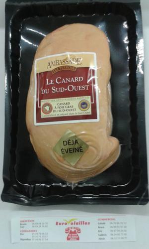 EUROVOLAILLES est grossiste de foie gras à Rungis .Pour tout savoir, un seul numéro 01 46 86 21 54. EUROVOLAILLES est le spécailiste du foie gras frais sur le marché de Rungis.