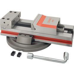 Morse tipo SP/SPE a ganasce discendenti con controllo ritorno ganasce bloccaggio  meccanico/idraulico/oleopneumatico - TIPO-TYPE SP.81