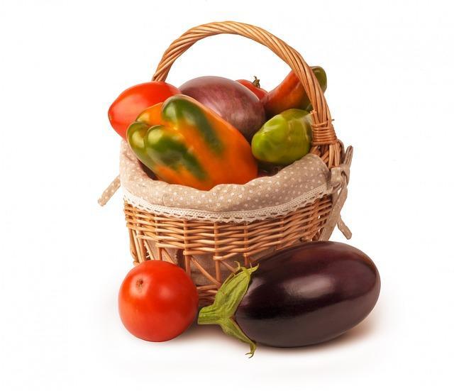légumes bio safran épices