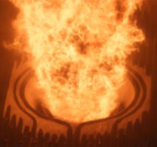 CFD-Expertise - Verbrennungstechnik