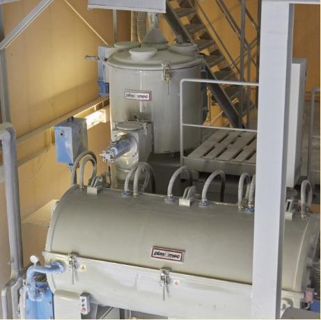 PVC-Dryblends für extrudierte Profile und Platten