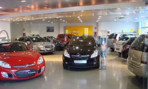 Concesionario Opel en Barcelona. Vehículos industriales y kilómetro 0.