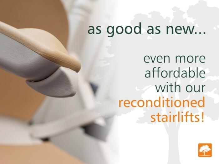 Oakland Reconditioned Stairlifts
