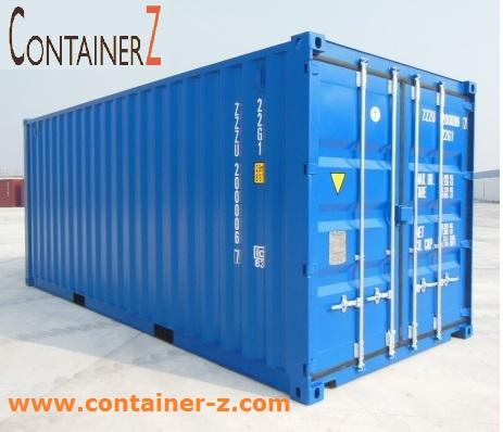 New built container by ContainerZ