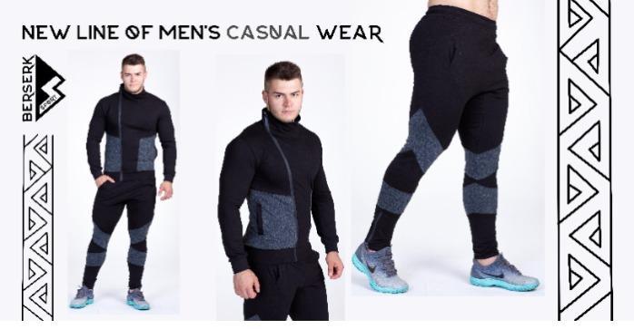 Sportswear for man