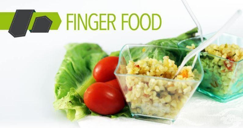 """Linea """"Finger Food"""" disponibile in vari colori. Possibilità di personalizzazione dei colori."""