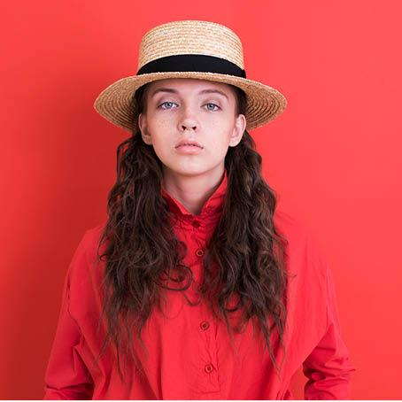 Classic summer hats