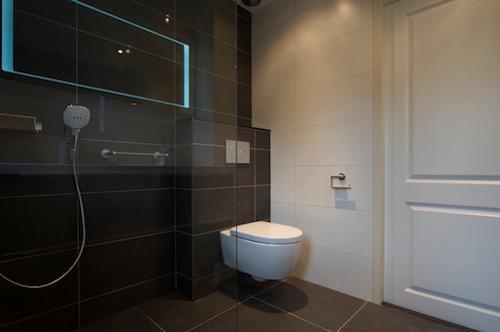 complete badkamer verbouwing