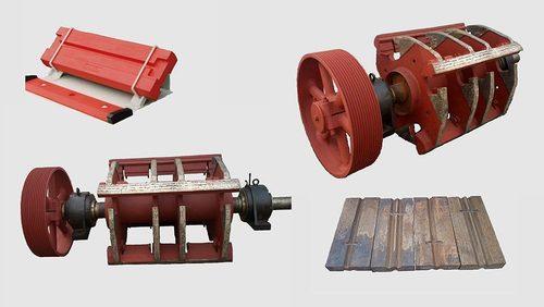 Prallmühlen Ersatz- und Verschleißteile