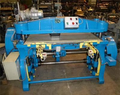 Punching presses