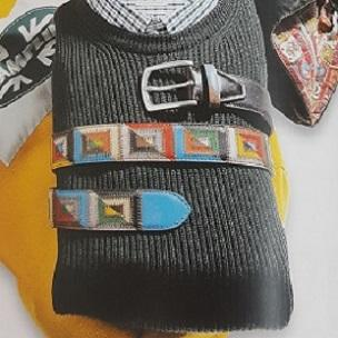 Stefano Corsini Fashion belts
