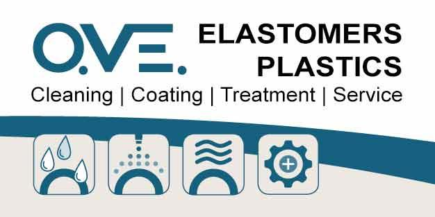 Your service provider for elastomers and plastics: Cleaning | Coating | Treatment | Service