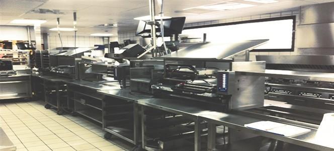 Recambios y repuestos para cocinas de hostelería